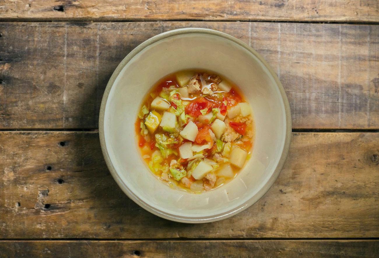 手作りドッグフードをアレンジしよう!【栄養満点!野菜スープグルメ】
